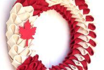 Canada day Crafts