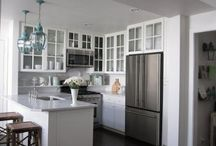 Kitchens / by V
