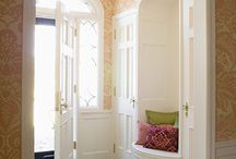 Entrys and foyers