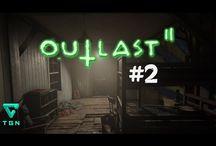 Videos / Outlast 2, Gameplay en español, juegos, league of legends, YouTube, videos, entretenimiento, paladins, guardianes de la galaxia