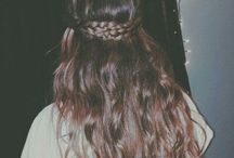 lovely locks / by S O C C E R : Q U E E N