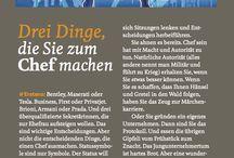 Frag den Chef / Kolumne im Context Magazin des Kaufmännischen Verbandes Schweiz
