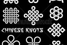 Chinese Elements / Chinese inspiration
