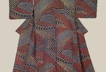 Japanese textiles etc.
