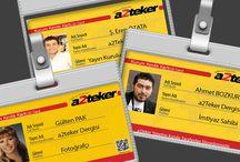 ID Cards / Kurum Kimlik Kartı