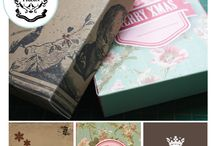 Incartare e regalare / Mostly packaging / by Federica Aretusa Bruno