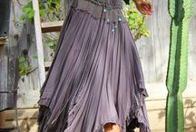 Hippie dresses