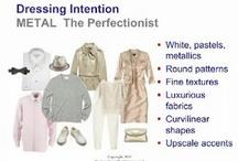 fashion feng shui metal