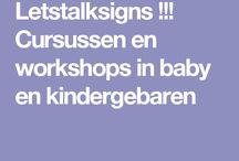 Babygebaren/gebaren
