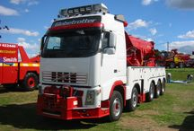Wreckers and Recovery trucks