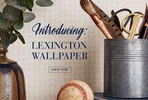 LEXINGTON WALLPAPER