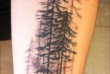 Forest Tattoo ideas