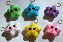 Keychain Crochet Free Pattern
