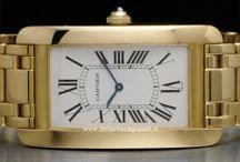 """Cartier Tank Americaine / Ancora oggi le collezioni Cartier godono dello stesso prestigio, unendo al """"savoir-faire"""" delle origini la ricerca dell'innovazione mai abbandonata. Oltre ai gioielli, le competenze e l'estro della celebre maison hanno investito anche la produzione degli orologi..."""
