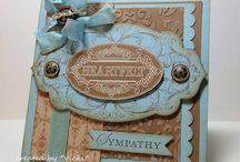 sympathy cards