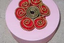 zipper flower and crafts