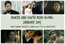North and South Read Along