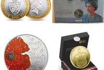 Commemorative Coins & Covers / Commemorative coins and First Day Covers capture the spirit of events, people and historical milestones. Great for posterity and a collectors delight.
