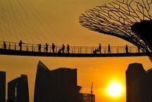 Singapura / Lugares incríveis pela Singapura!