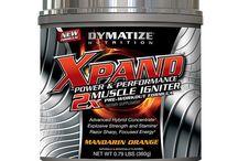 Dymatize Xpand 2x - Caffeine Free