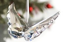 Swarovski ornaments and figurines