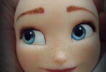 face de boneca