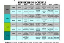 Household Chores & Printables