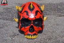 Skull череп человека