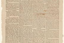 War of 1812 / Historical newspapers from the Newseum Collection discussing the War of 1812. / by NewseumED