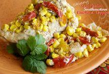 chicken recipes / by Ashley Etzkorn