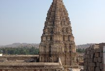 Hampi / The ruins are a UNESCO World Heritage Site, listed as the Group of Monuments at Hampi. According to statistics of 2014, Hampi is the most searched historical place in Karnataka on Google. The empire boasted a massive army comprising close to a million men.