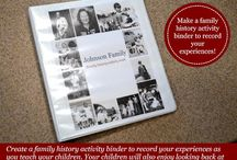 Family History / by Marilyn Fisher