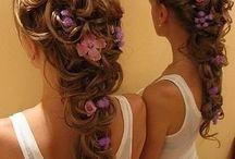 svadba vlasy