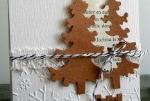Kerst kaarten / Kerst