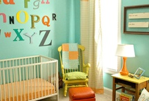 Boy Nursery / by Tessa Cole