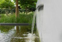 Water in de tuin - inspiratie