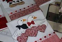 barrados de patchwork