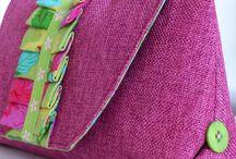 bolsas cartonagem e tecidos