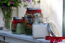 Salta recept / Recept på mat och tillbehör