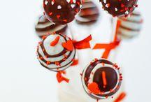 Sweet Table / No sweet table, no wedding. :) / Trend na venčanjima - poseban kutak sa pop kejkovima, kapkejkovima i ostalim slatkim poslasticama. :)