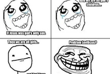 troll face comics