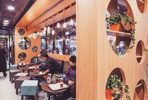 Retail Design / Store design, Coffee Shops&Bars