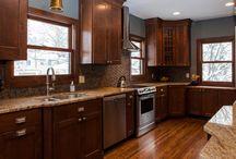 My New Kitchen / by Donna Perkins