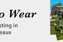 What to Wear: Wine Tasting in Bordeaux / www.shoptiques.com/look-books/what-to-wear-wine-tasting-in-bordeaux