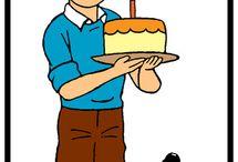 cumpleaños y felicitaciones