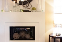 Family Room / by Ashley Wagner
