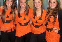 Halloween/Socials/Costumes / Costume and event ideas for you and your sorority sisters / by Something Greek