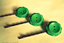 Button Upcycling