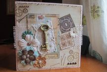 Santra´s art and crafts / My own work