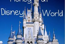 Disney World, I'm goin'!  / by Lindsay Turpen